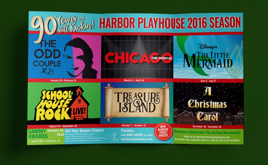 90 Years of Harbor Playhouse